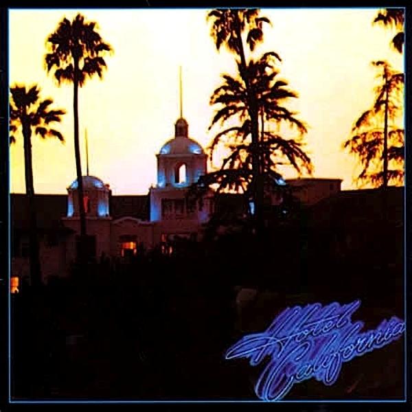 Eagles - Hotel California   LP 180 grams vinyl