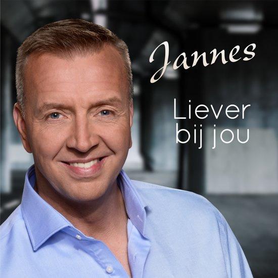 Jannes - Liever bij jou |  CD