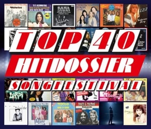 Various - Top 40 Hitdossier - Songfestival | 3CD