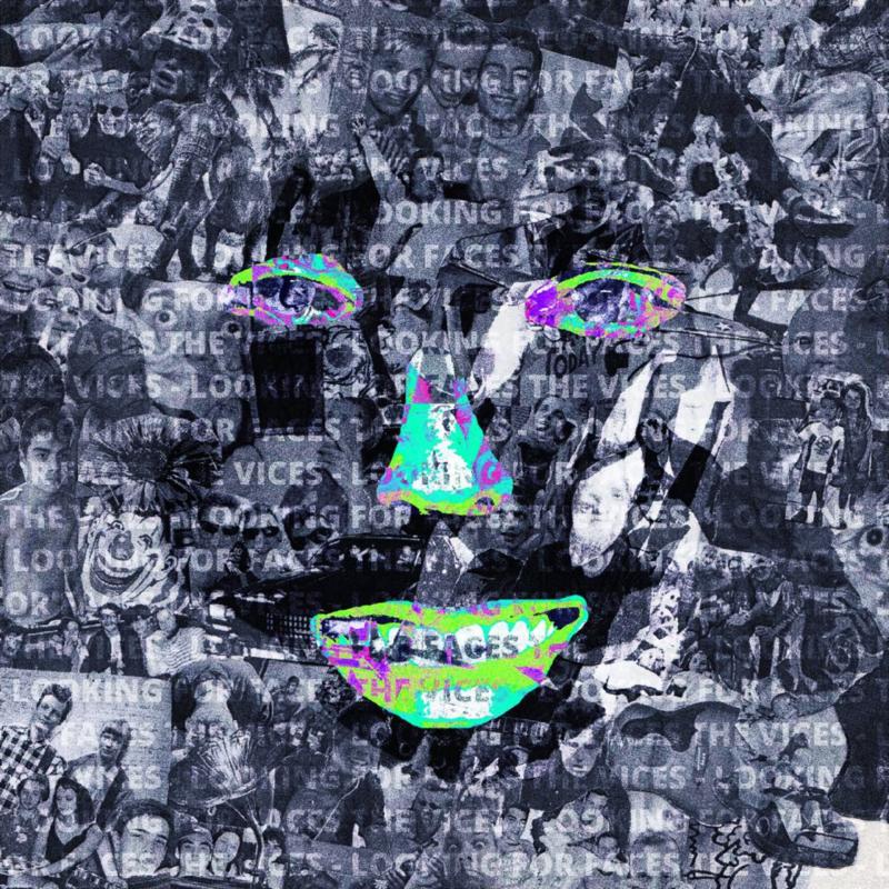 Vices - Looking For Faces | LP -Zwart vinyl-