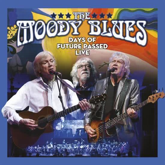 Moody Blues - Days of future past live | 2LP