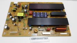 YSUS BOARD  EBR66607501  SAMSUNG