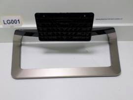 BLG001/925SK VOET LCD TV BRONS/GRIJS BASE AAN74052112 IDEM AAN73952711 SUP MJH62633504 MJH62633503 LG