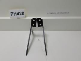 PH420 VOET LCD TV  GEBRUIKT  ZWART RECHTS  996596005925  (559696003263)LINKS   996596005924  (996596003262) PHILIPS