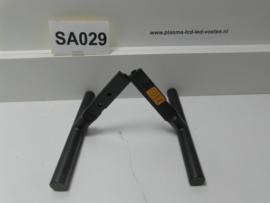 SA029/1  VOET LCD TV RECHTS  BN96-43620A  LINKS  BN96-43619A SAMSUNG