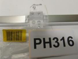 PH316  VOET LCD TV   HEB ALLEEN MAAR LINKS  P34T3428YBDZ1CC  PHILIPS