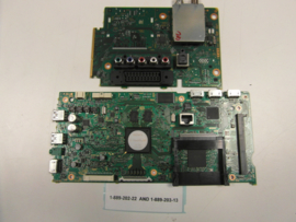 MAINBOARD 1-889-202-22  AND 1-889-203-13 SONY
