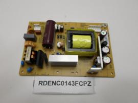 POWERBOARD  RDENC0143FCPZ  SHARP