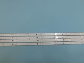 LS726/40  SET LED STRIPS  ( 4 STUKS )   996599001102   PHILIPS