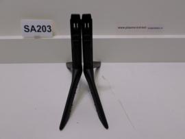 SA203  VOET LCD TV (SET) LINKS BN96-50842A (BN96-50842B )  RECHTS  BN96-50832A (BN96-50832B )  SAMSUNG