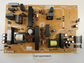 901 POWERBOARD   DUNTKD787WE02  SHARP