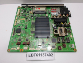 MAINBOARD  EBT61137402  IDEM  EBU60963702  LG