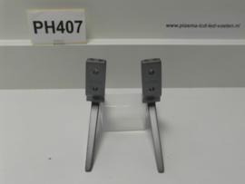 1PH407WK  VOET LCD TV   ANTRACIET LINKS IDEM RECHTS SET  996596502778  IDEM  996596501759     PHILIPS