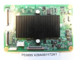 3D LEDBOARD  PE0895  V28A001172A1  TOSHIBA