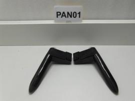 PAN01/1   VOET LCD TV (SET)  RECHTS TBL5ZX13221  LINKS TBL5ZX13211   PANASONIC