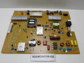 POWERBOARD  RDENCA411WJQZ  SHARP
