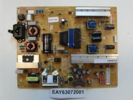702POWERBOARD  EAY63072001  IDEM  EAY63072006  EAX65423801 LGP47950-14PL2  LG