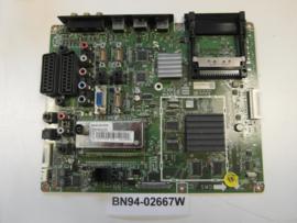 MAINBOARD   BN94-02667W  SAMSUNG