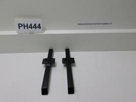 PH444WK   VOET LCD TV   996598506470  SET LINKS IDEM RECHTS PHILIPS