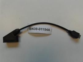 1001  SCART ADAPTER  BN39-01154A  IDEM  BN39-01154F SAMSUNG