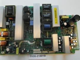 817POWERBOARD  BN96-01801B  SAMSUNG