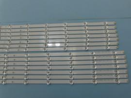 LS809/55  SET BACKLIGHT  LED STRIPS (14 STUKS)   AGF78424801 LG