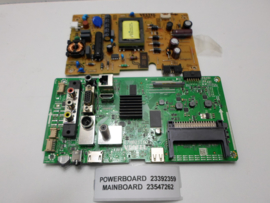 POWER EN MAINBOARD  POWERBOARD  23392359 MAINBOARD  23547262 HITACHI