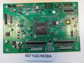 CONTROLBOARD  6871QCH038A  IDEM  6871QCH060Q  LG