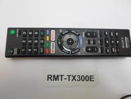 AFSTANDSBEDIENING     RMT-TX300E  SONY