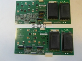 INVERTOR BOARD VIT71053.51  VIT71053.50 PHILIPS /LG