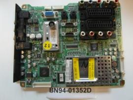 MAINBOARD   BN94-01352D   SAMSUNG