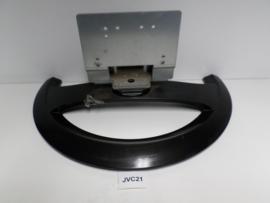 JVC21  IDEM JVC 10 MAAR ZWART