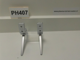 1PH407WK   VOET LCD TV    ZILVER   LINKS IDEM RECHTS SET  996596502778  IDEM  996596501826      PHILIPS