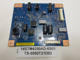 POWERBOARD  14STM4250AD-6S01  TS-5550T21D02   SONY