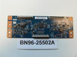 TCONBOARD  BN96-25502A   TT-5542T28C13 SAMSUNG