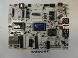 POWERBOARD   996590006643   ( 17IPS20P / 23106230) IDEM 996590009138  PHILIPS