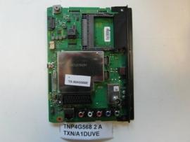 MAINBOARD  TNP4G568 2 A  TXN/A1DUVE  PANASONIC