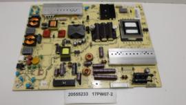 POWERBOARD   20555233   17PW07-2  SHARP