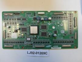 CONTOLBOARD  LJ92-01269C  BN41-03054A  SAMSUNG
