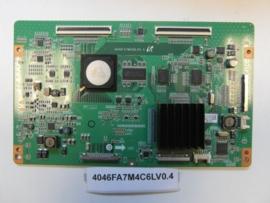 CONTROLBOARD  4046FA7M4C6LV0.4  SAMSUNG