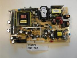 POWERBOARD  20401062  17PW16-2  VESTEL / PANASONIC