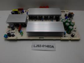 YSUS BOARD  LJ92-01483A   LJ41-05075A  SAMSUNG