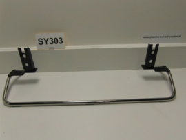 SY303/701 VOET LCD TV BASE 456975701 IDEM 456975721 IDEM 456975711 STAND, SHAFT (ML LAK) A SONY
