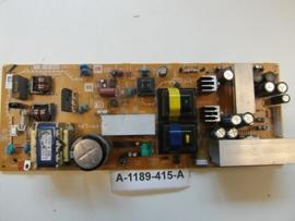 POWERBOARD  A-1189-415-A  A1189415A  IDEM  A1237756A  SONY