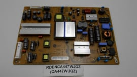 906 POWERBOARD   RDENCA447WJQZ (CA447WJQZ)  SHARP