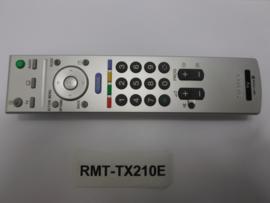 AFSTANDSBEDIENING    RMT-TX210E  SONY