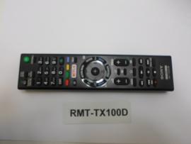 AFSTANDSBEDIENING     RMT-TX100D  SONY