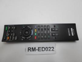 AFSTANDSBEDIENING RM-ED022 SONY