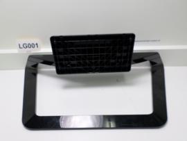 BLG001/925WK  VOET LCD TV  ZWART  BASE  AAN74052112 IDEM AAN73952711  SUP  MJH62633504   MJH62633503  LG
