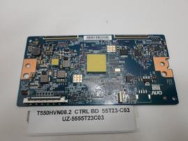 TCONBOARD  T550HVN08.2  CTRL BD  55T23-C03  UZ-5555T23C03  SONY